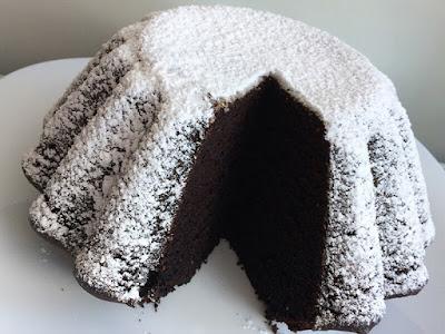 Ciasto wielkanocne czekoladowe
