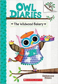 Owl Diaries: The Wildwood Bakery