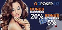 QQPoker188 Agen Poker Dan DominoQQ Terpercaya Terbaik Dan Berkualitas