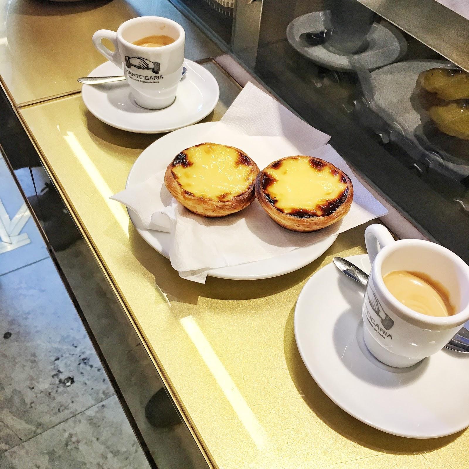 Pasteis de Nata, Manteigaria, Lisbon