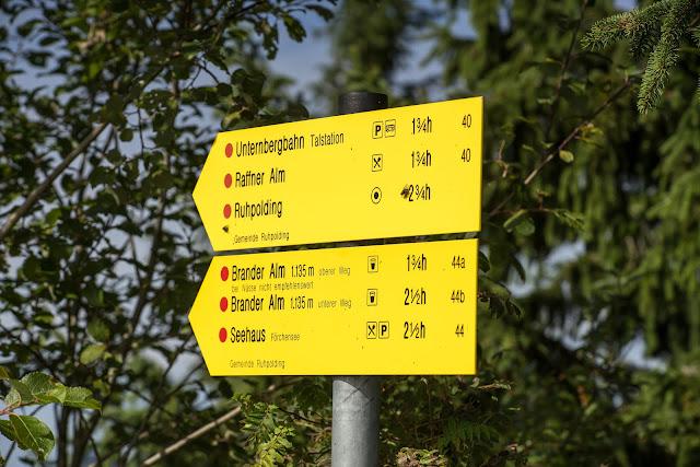 Unternberg Gipfeltour  Wandern Ruhpolding  Wanderung Chiemgau  Unternberg-Branderalm-Seehaus 08