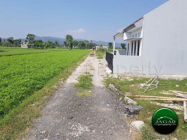 Rumah Dijual di Bokoharjo jalan Solo Km 13