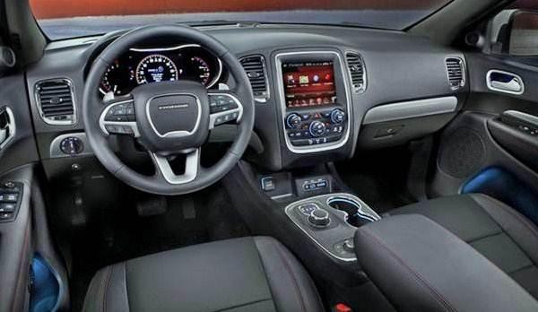 2018 Dodge Durango SRT Redesign