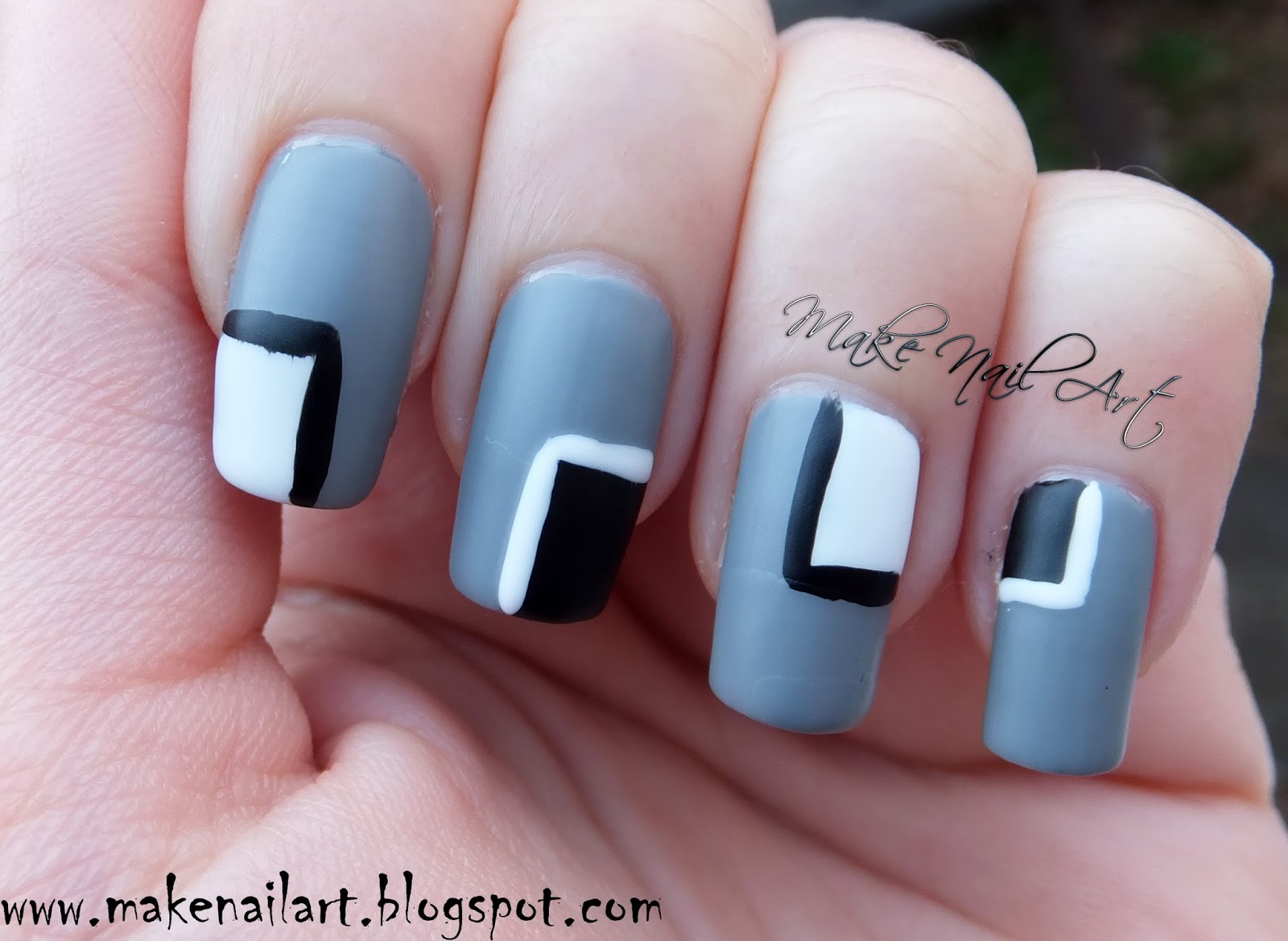 Make Nail Art: January 2016