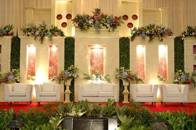 Dekorasi Pernikahan Muslimah Terbaru