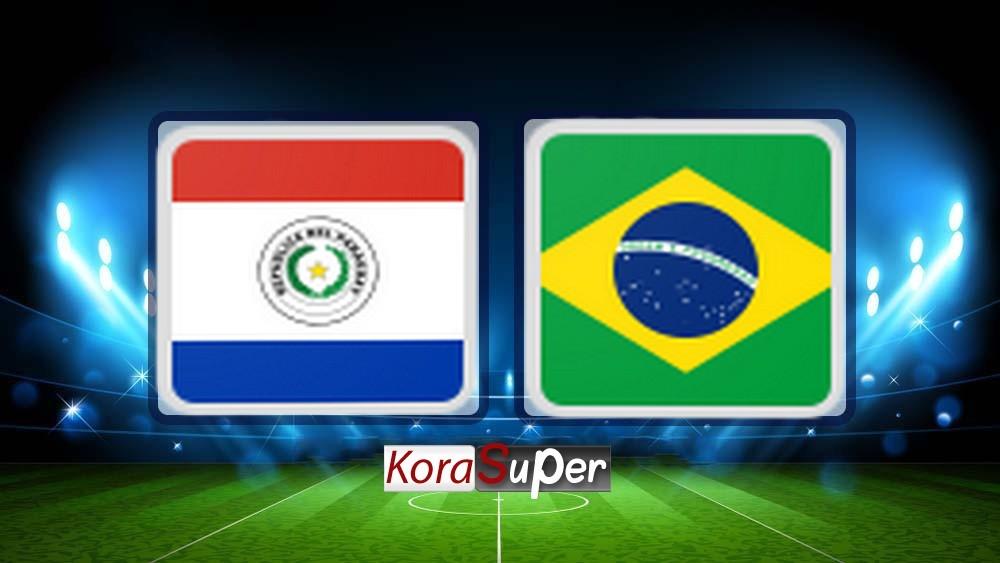 مشاهدة البرازيل وباراجواي 28-06-2019