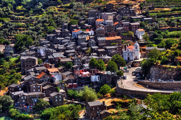 Top 11 Ancient Towns and Villages - Piodao, Portugal