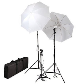Cowboy Studio Lights for blog photography and YouTube filming.