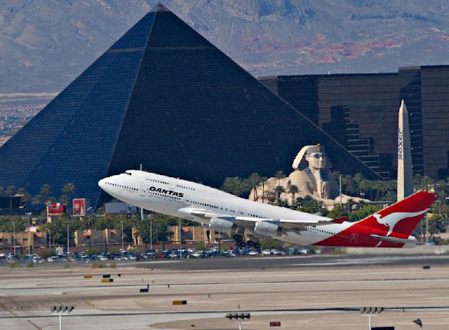 Aeroporto Internacional McCarran em Las Vegas