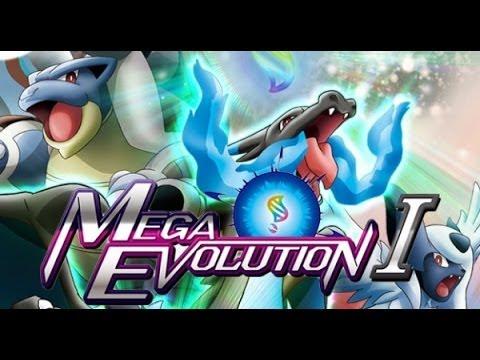 Ver Pokemon Especiales de Megaevolucion Online