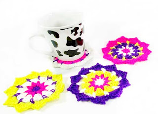 flores, tejer, crochet, ganchillo, tutoriales, diys, manualidades