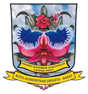 Logo | Lambang Kota Jakarta Barat