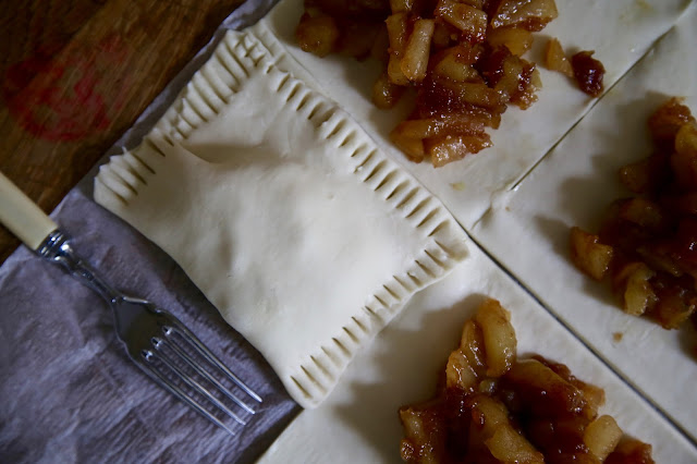 home made Mcdonald's apple pie recipe