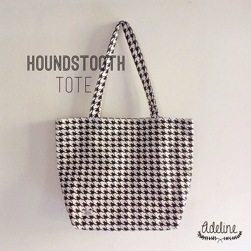 tote bag handtouch