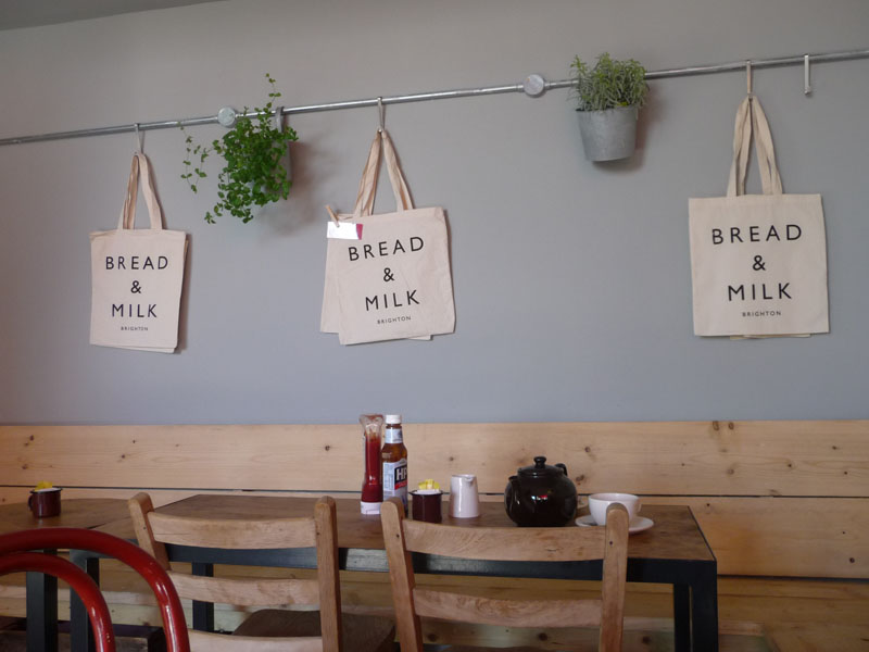 Review Bread Amp Milk Brighton The Graphic Foodie