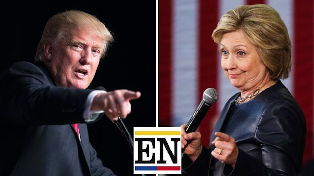 donald trump vs hillary clinto en vivo