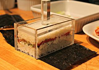Sandra S Alaska Recipes Sandra S Alaska Smoked Salmon Sushi Squares