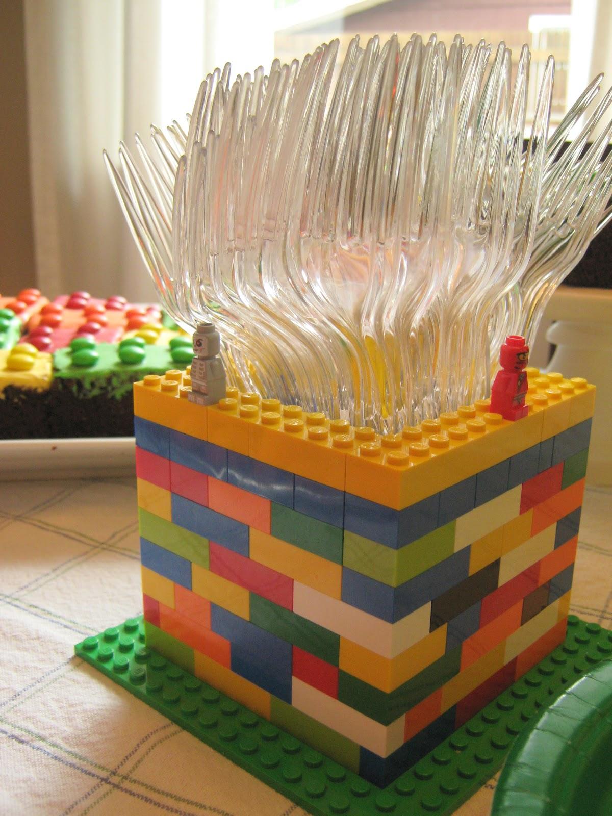 Rindy Mae Lego Birthday