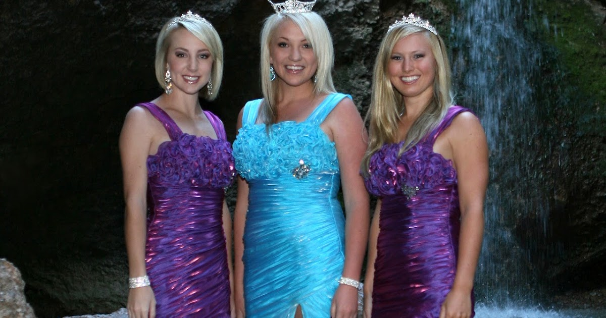 The Payson Chronicle: Miss Payson Scholarship Pageant