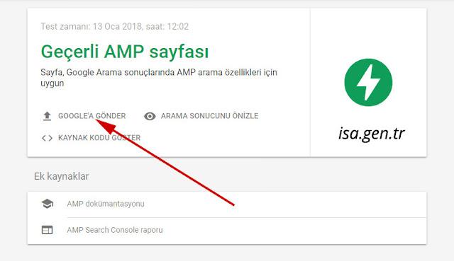 hatasız amp html sayfası