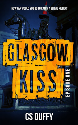 Glasgow Kiss by CS Duffy cover