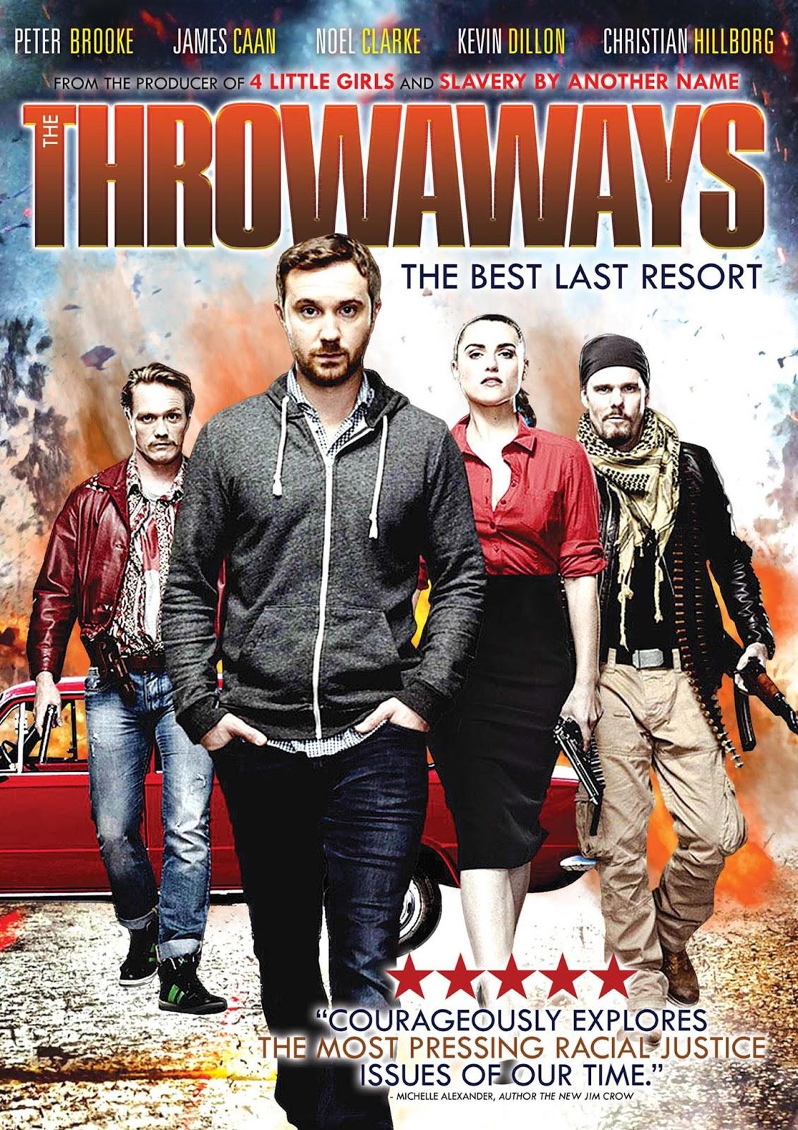 The Throwaways แก็งค์แฮกเกอร์เจาะระห่ำโลก [HD][พากย์ไทย]