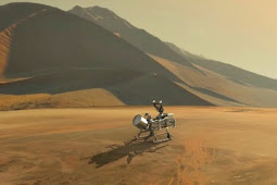 Penemuan dunia yang Aneh di planet Saturnus!!!