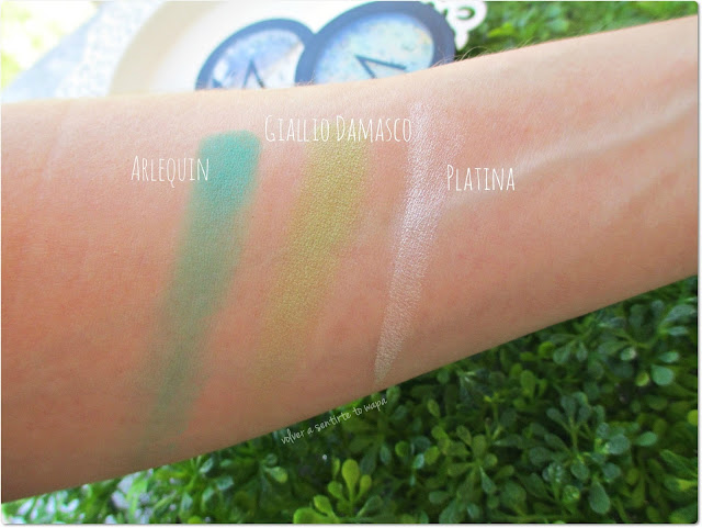 Mis últimas compras en MAKE UP STORE - Swatches