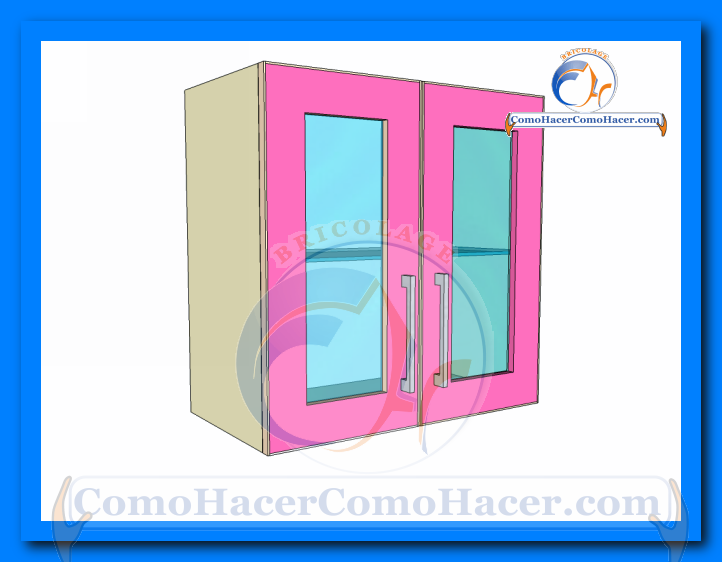 Puertas de muebles de cocina web del bricolaje dise o diy - Puertas de muebles de cocina ...