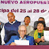 Consulta sobre el NAICM: Santa Lucía gana con 748 mil votos; Texcoco: 311 mil 132