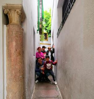 Judería de Córdoba. Calleja del Pañuelo.