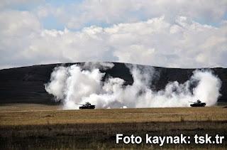 Suriye'deki  Fırat Kalkanı Harekatında üç Türk askeri daha hayatını kaybetti