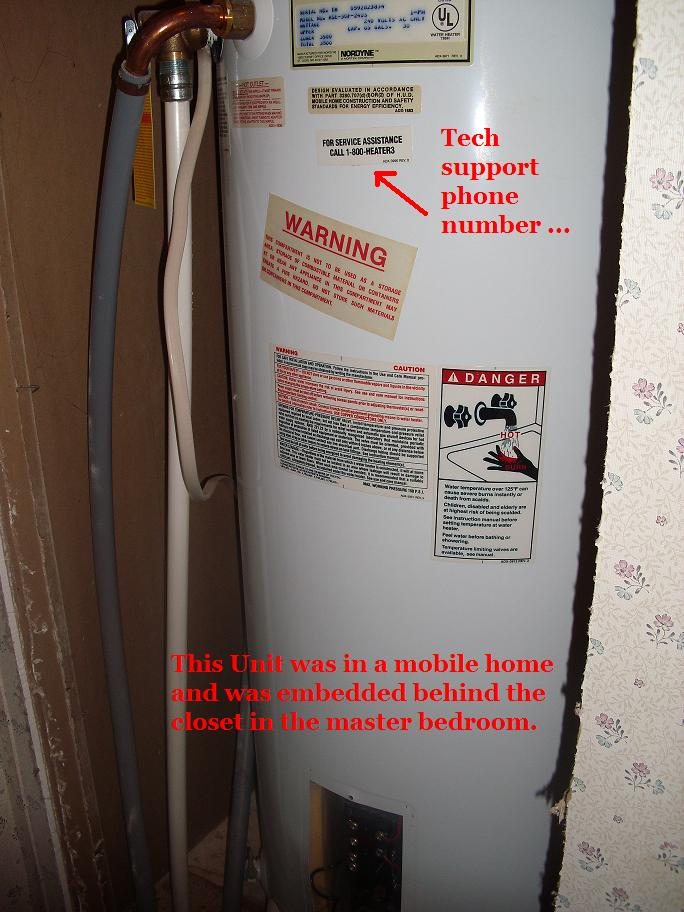 Intertherm Water Heater : intertherm, water, heater, Robinson, Climate, Control:, Intertherm, Water, Heater, 30F-240S, Thermostat/Heating, Element
