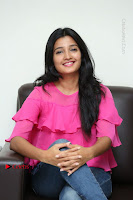 Telugu Actress Deepthi Shetty Stills in Tight Jeans at Sriramudinta Srikrishnudanta Interview .COM 0061.JPG