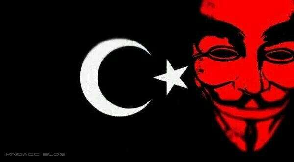 anonymous arrange Turki