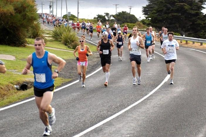 RUNNING WITH PASSION Media Release The Great Ocean Road Marathon