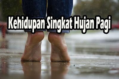 Puisi Kehidupan Singkat Hujan Pagi