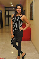 Akshida in Black Tank Top at Kalamandir Foundation 7th anniversary Celebrations ~  Actress Galleries 005.JPG
