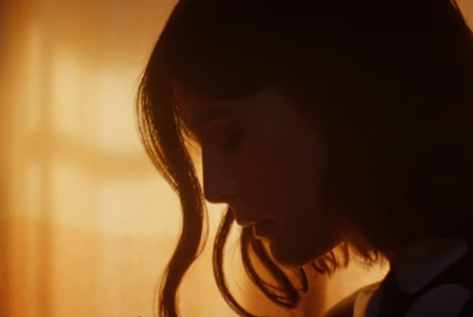 Music video: Jessie Ware - Alone | Random J Pop