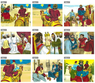 diaporama free bible images epiphanie