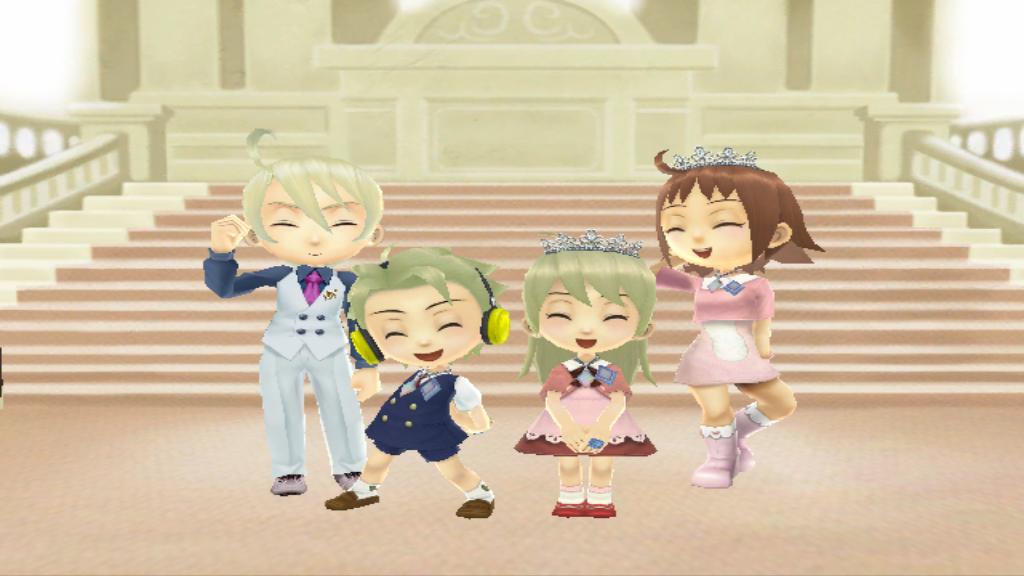 Harvest Moon : Animal Parade (USA) WBFS ~ Wii - Mekuin