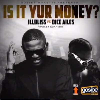 "(LG Music) iLLbliss – ""Is It Your Money?"" ft. Dice Ailes"