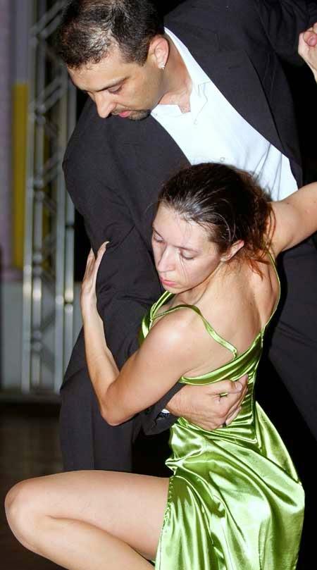 Emocione seus convidados com uma belíssima apresentação de Tango
