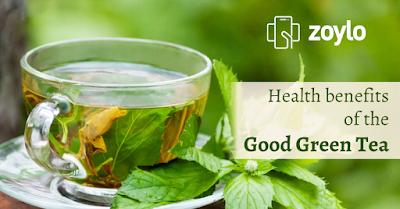 Health Benefits of Green Tea | Online Health Care Tips