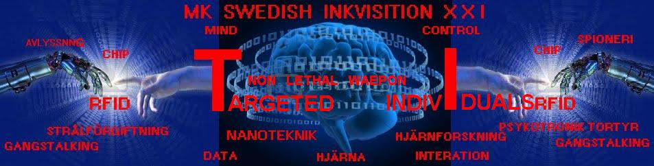 MKswedish inkvisition XXI: Proven & Available Electronic
