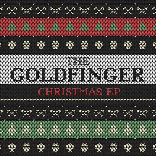 """Goldfinger stream new EP """"The Goldfinger Christmas"""""""