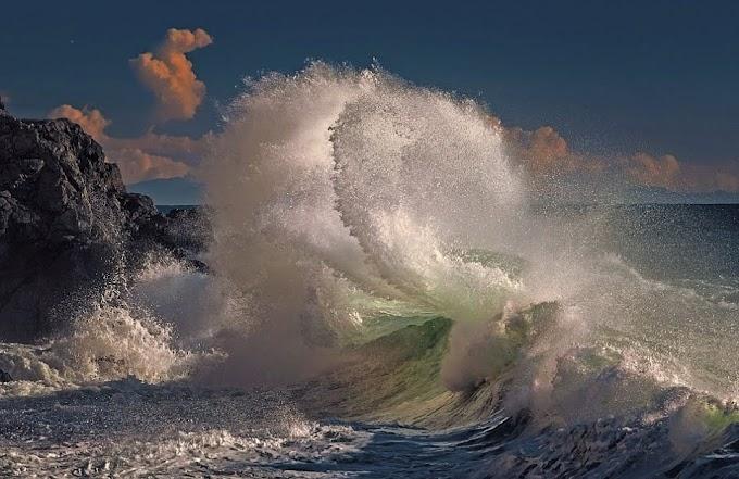 Αιγαίον Πέλαγος ,το φοβερώτατον.