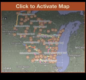 Wisconsin Explorer Wisconsin Bike Trails