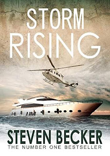 Storm Rising: A Virgin Islands Adventure by Steven Becker