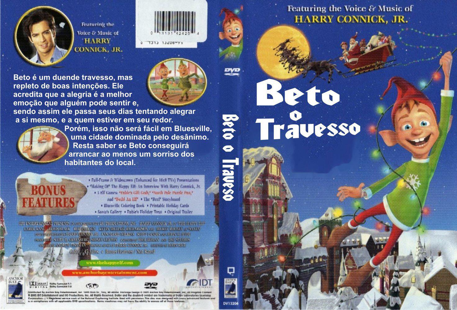 Poster do filme Beto - O Travesso